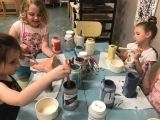 Kids Pottery Camp!