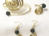 Jewelry Bracelet, Earrings - Findings