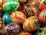 Pysanky-Ukrainian Egg Dying