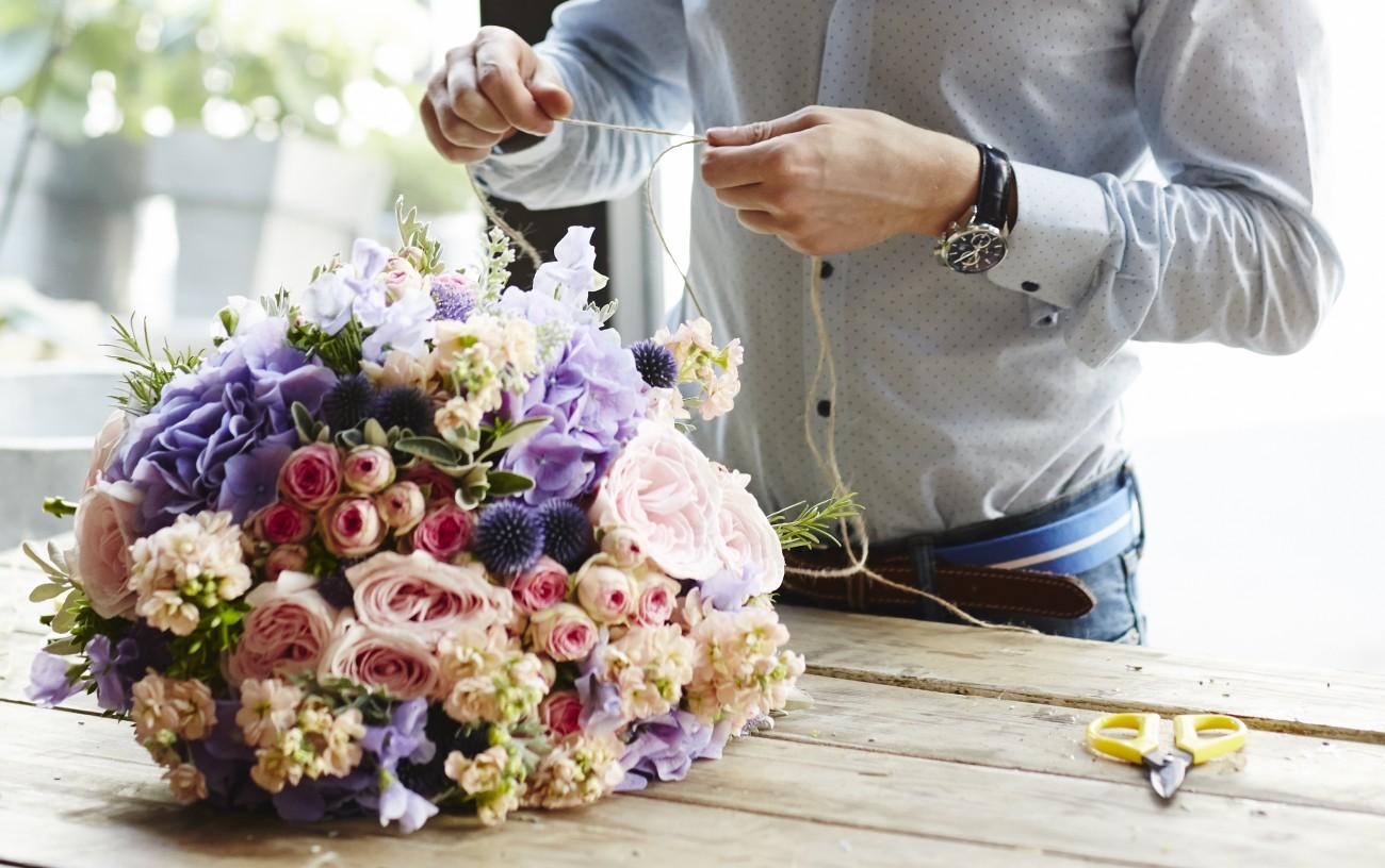 SAGE Flower Arrangement