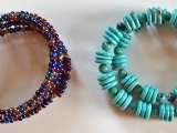 Create a Memory Wire Bracelet