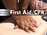 Adult and Pediatric First Aid/CPR/AED Classroom Training