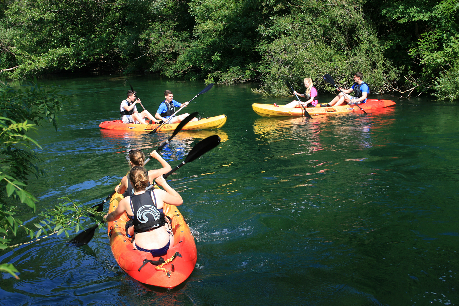 Introduction to Recreational Kayaking - Section III