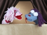 Saturday Morning Puppetry (grades 1-3)