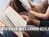 Certificate in Learning Styles