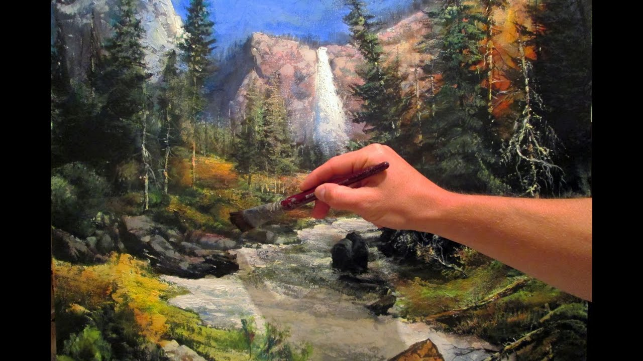 Session 5 - Landscape Painting in Oils