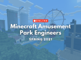 [Online] Minecraft Amusement Park Engineers