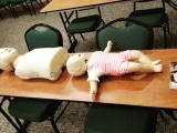 AHA Heartsaver Pediatric First Aid CPR AED Online Course with Classroom Skills Session