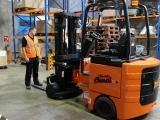 Forklift Safety Certification