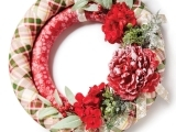 Holiday Wreath - Session 1
