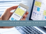 Intro to Web Design: Part of the Certificate in Web Design