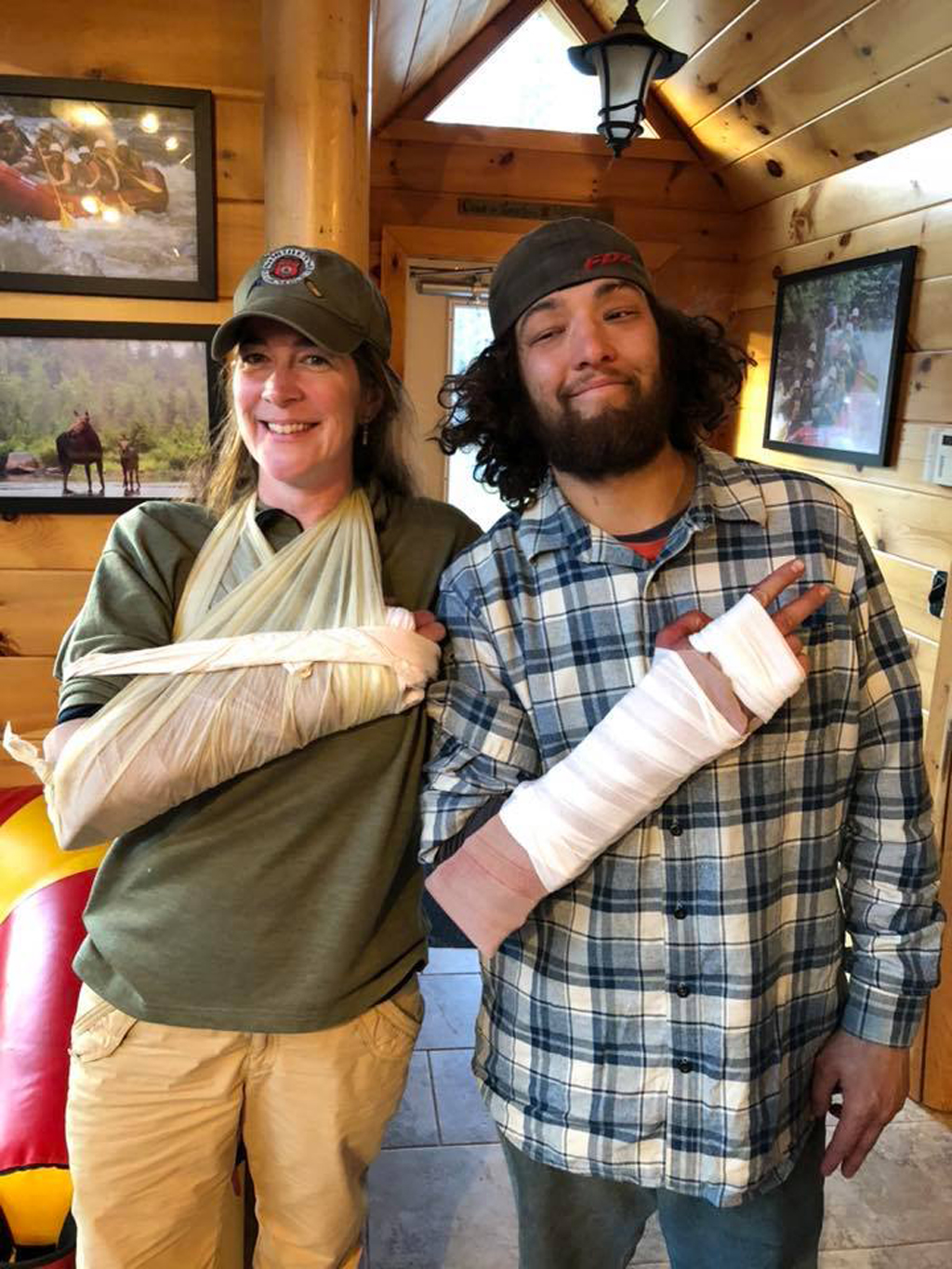 Wilderness First Aid/CPR with Northeast Whitewater