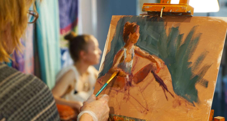 Open Painter's Studio IV