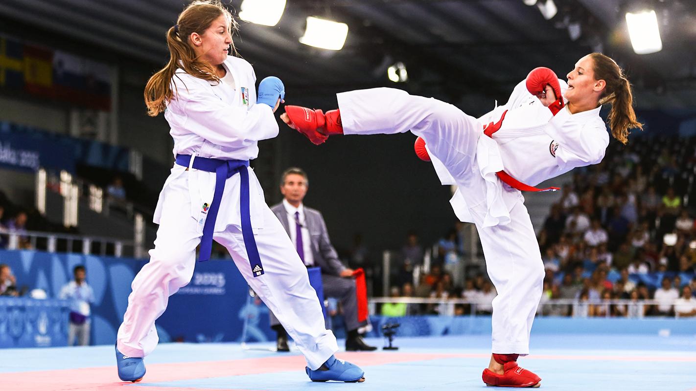 Karate - II