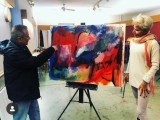 Spontaneous Abstraction Workshop (ONLINE) PT 705EW_ON