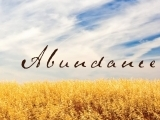 Abundance and the Law of Attraction!