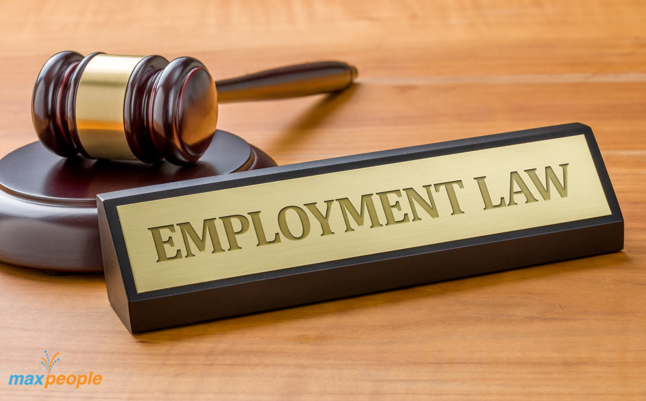 Employment Law Certificate 3/11