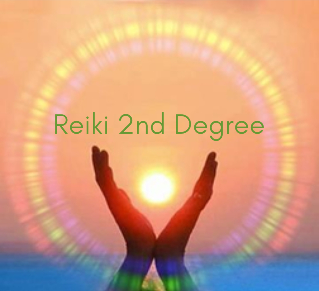 Reiki Level Two-NEW!