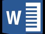 Microsoft Word 2013 W20