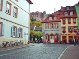 Armchair Traveler:  Central Europe and the Foothills of the Alps