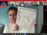 Introduction to Drawing (Ages 9-11, Week 1)