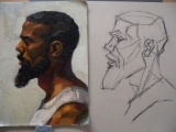 Portrait Painting & Drawing (ONLINE) PT 602E_ON