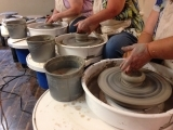 Beginners Pottery Class – Creating