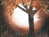 """Paint & Mingle """"Harvest Moon"""" Fall 2019"""