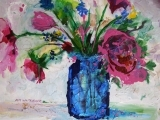 Not  Your Ordinary Paint Night - Floral