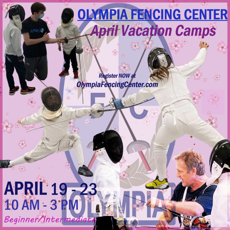 Image uploaded by Olympia Fencing Center