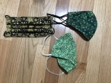Sew Your Own Face Coverings - 3 different styles