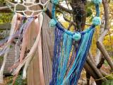 Boho Dreamcatcher Wall Hanging - Spring 2019