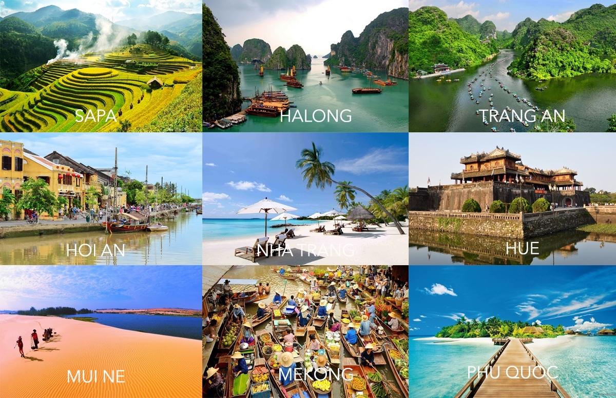 Armchair Traveler: Vietnam: Top to Bottom