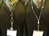 Beaded Badge Holders/Lanyards