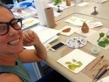 Watercolor Fundamentals,  for 1.0 undergraduate credit