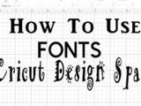 Cricut/Fonts & Design 4/2