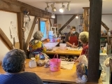 Handbuilding Pottery June 30-August 4