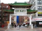 Chinatown &  The MFA via The Downeaster