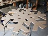 Studio Artisane: Giant Snowflakes