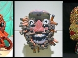 Mixed Media, Collage, Assemblages & Accumulations (ONLINE)