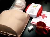 First Aid CPR AED for Adult/Child/Infant