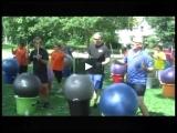 Fitness Drumming