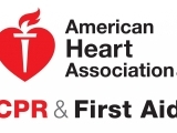 Heartsaver First Aid/CPR/AED-August 19th and 20th