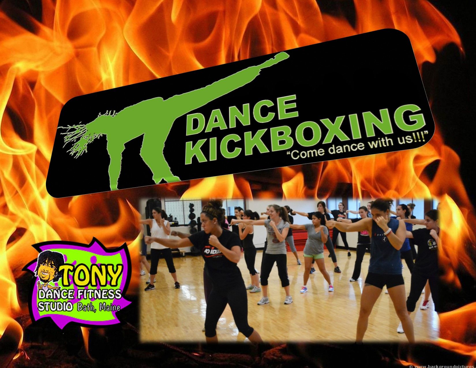 Dance Kick Boxing Session III
