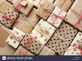 Holiday Gift Box with Coordinating Card