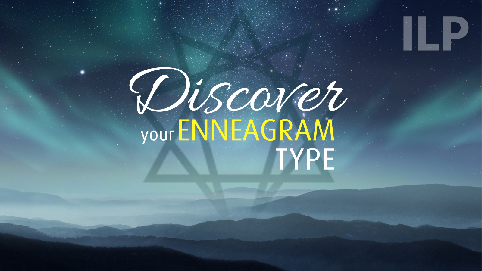 Introduction to the Enneagram for Personal Growth