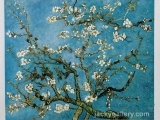 "Art in an Evening: Vincent Van Gogh:  ""Almond Blossoms"", Messalonskee W18"