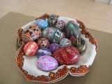 Ukrainian (Pysanka) Egg Decorating Messalonskee W19