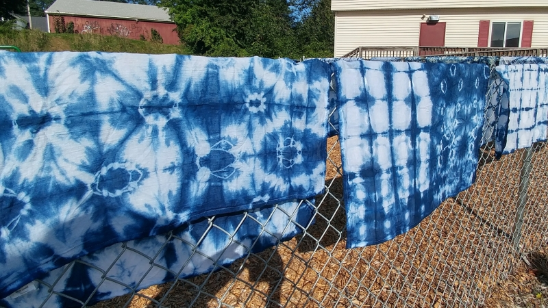 The Art of Shibori Dyeing - Summer | MSAD #40 Adult Education