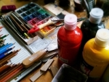 Yes, You Can Paint with Acrylics and Oils - Southbury